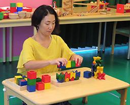 保育支援奨励賞 島袋智子