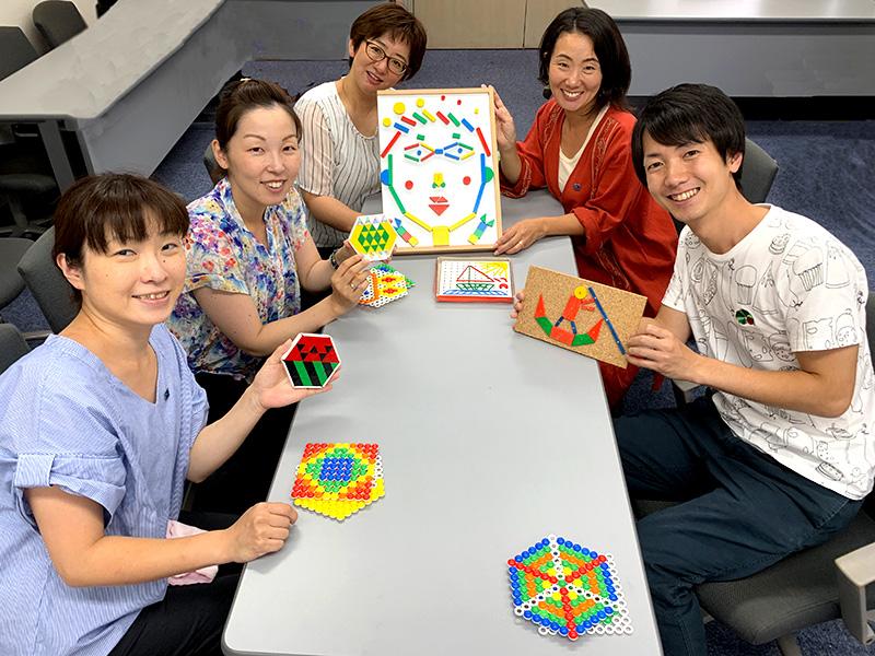 知育玩具1級イメージ画像