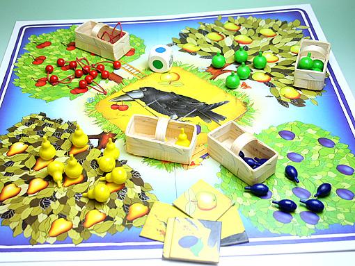 果樹園ゲーム