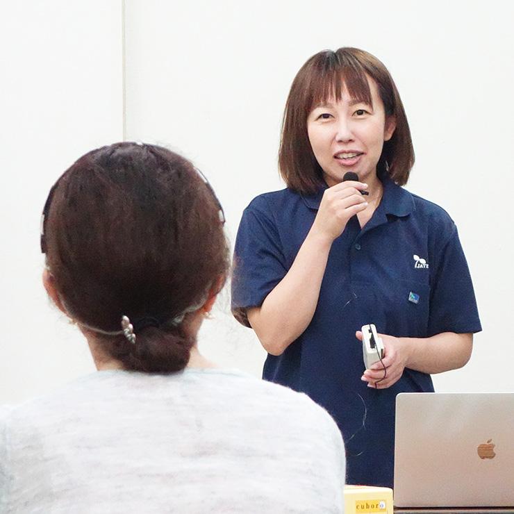 デジタルデトックス子育て講座小林麻以子