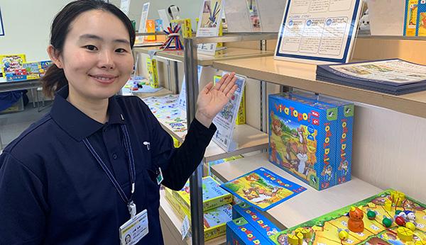 銀座松屋_知育玩具協会_体験講座_頒布会