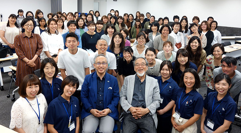 2019年5月18日日本知育玩具協会セミナー集合写真
