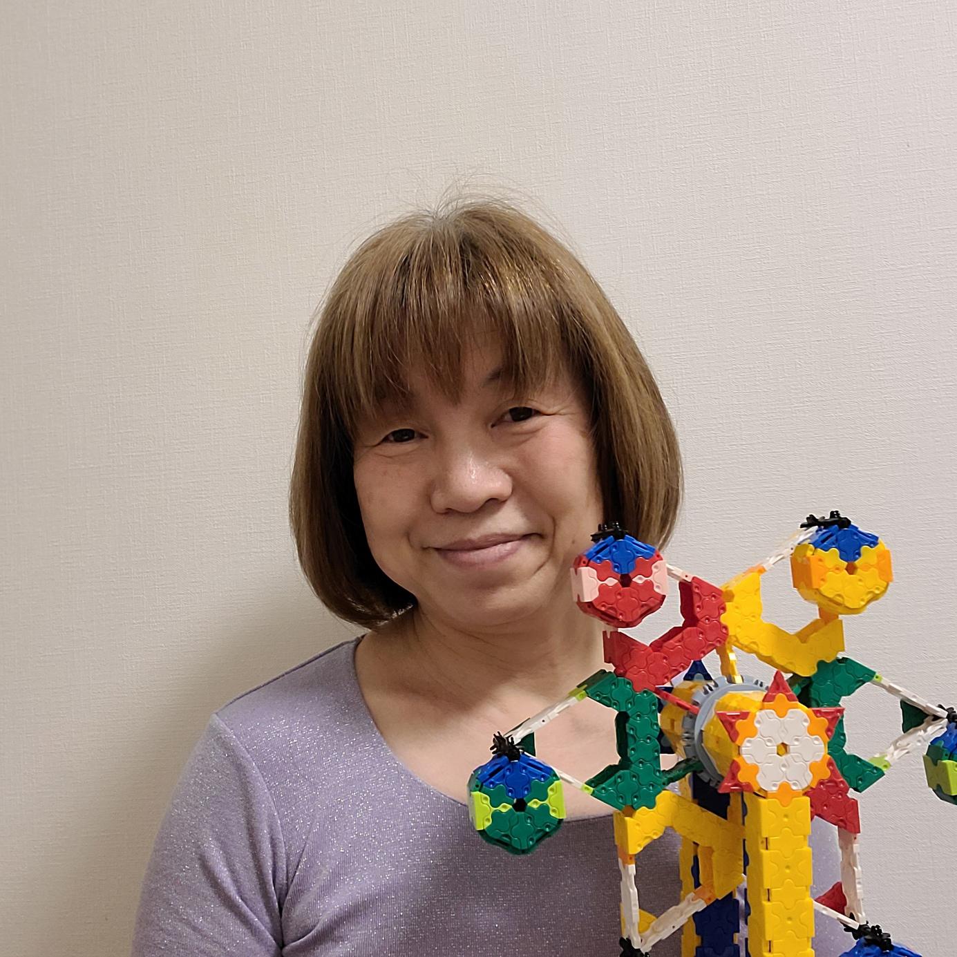 藤本智子講師画像